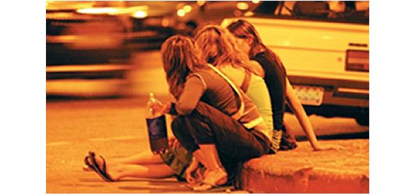 Adolescentes: cuidado con las malas compañías