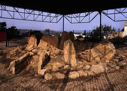 Sepulcro megalitico Ca Na Costa