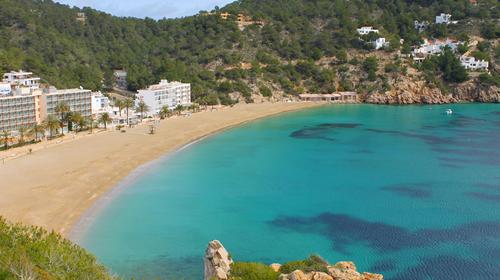 Playa de Sant Vicent (Sant Joan)