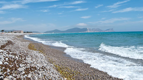 Playa Es Codolar (Sant Josep)