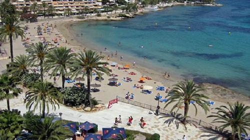 Playa de Figueretas (Ibiza)