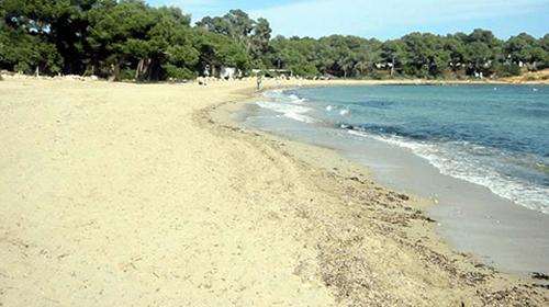 Playa de es Niu Blau (Santa Eularia)