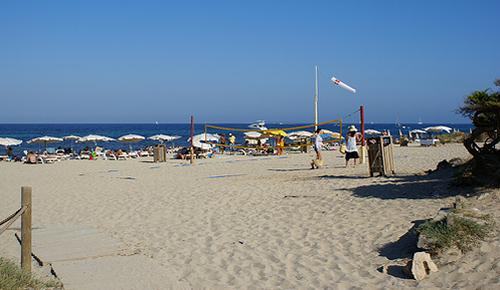 Playa de es Cavallet (Sant Josep)