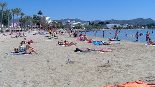Playa s´Arenal (Sant Antoni)