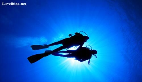 Descubre la mejores inmersiones de Ibiza y Formentera