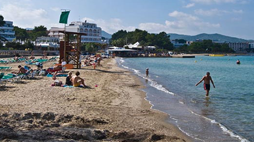 Playa es Pouet  (Sant Antoni)