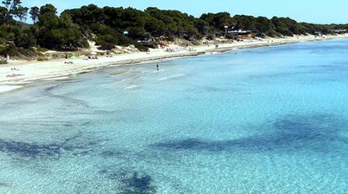 Playa Ses Salines  (Sant Josep)