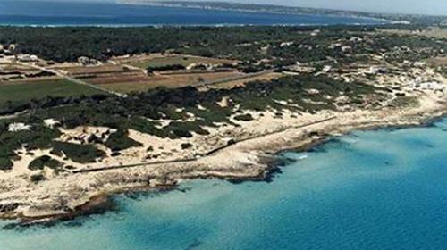Playa Tramuntana  (Formentera)