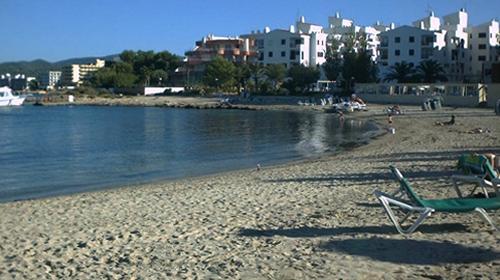 Playa Punta Pinet  (Sant Antoni)