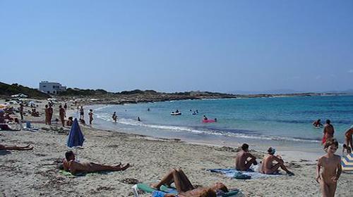 Sa Roqueta  (Formentera)