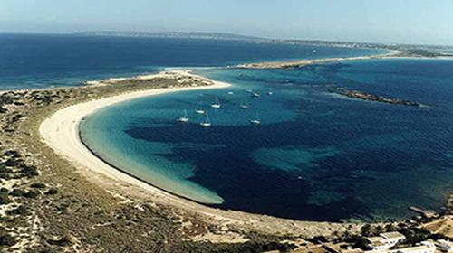 Playa de s´Alga  (Formentera)
