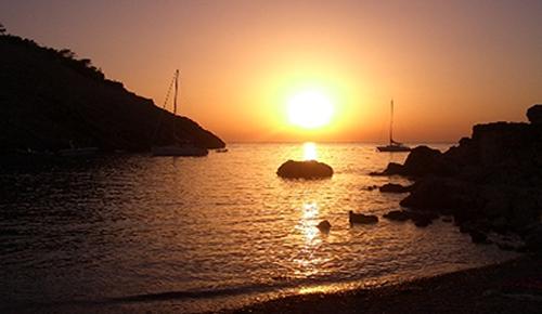 La puesta de sol: un momento inolvidable