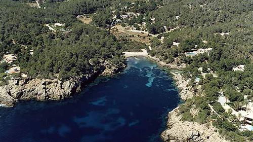 Cala Mastella  (Santa Eularia)