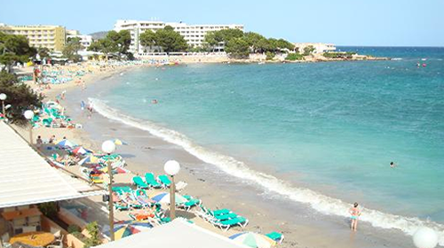 Playa de es Canar  (Santa Eularia)