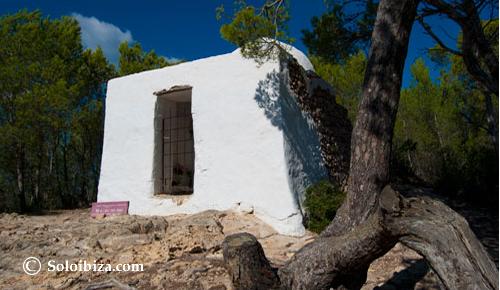 La leyenda de la capilla del Puig d´en Ribes