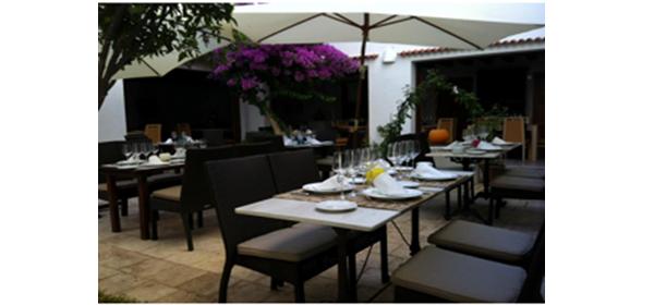 Restaurante El Naranjo  (Santa Eularia)