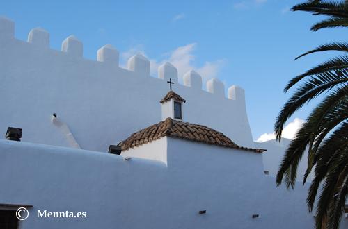 Sant Jordi detalle iglesia