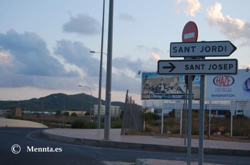 Sant Jordi señal