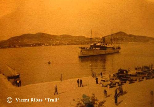 1946  Puerto Ibiza