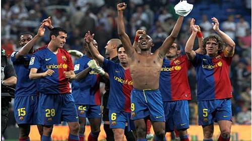 El otro Madrid-Barça