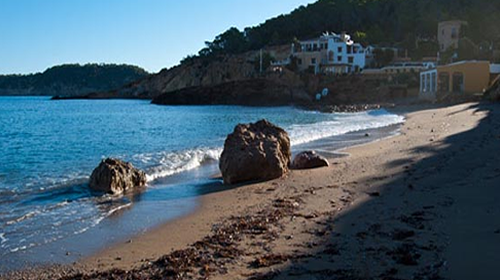 Cala Xarraca (Sant Joan)