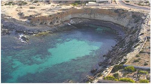 Cala en Baster (Formentera)