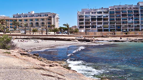 Playa Caló des moro  (Sant Antoni)