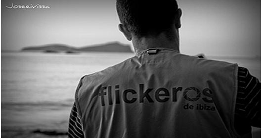 Flickeros de Ibiza: La imagen convertida en arte
