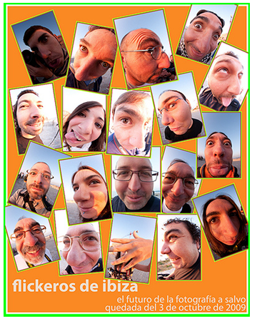 Flickeros de ibiza distorsion