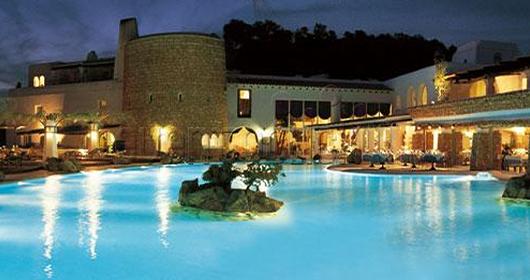 Restaurante Hotel Hacienda na Xamena  (Sant Joan)