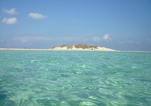 Isla-playa-Espalmador