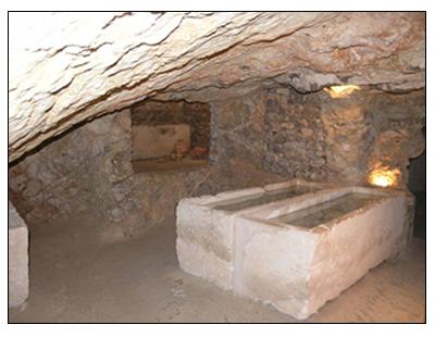 Necropolis Puig d´es Molins