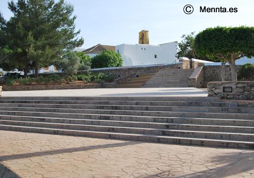 Parque-e-iglesia