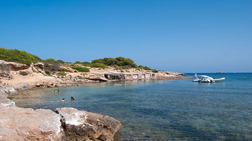 Playa S´Estanyol  (Santa Eularia)