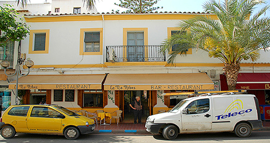 «Ca Na Ribes era el único restaurante al que venían las mujeres de Santa Eulària en 1926»
