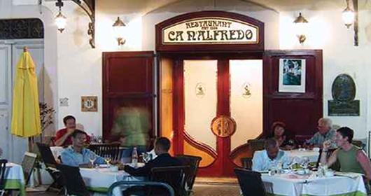 Restaurante Ca n´Alfredo  (Eivissa)