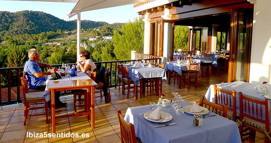 Restaurante s´Espartar  (Sant Josep)