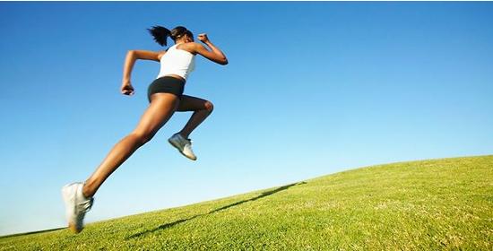 Correr de forma sana