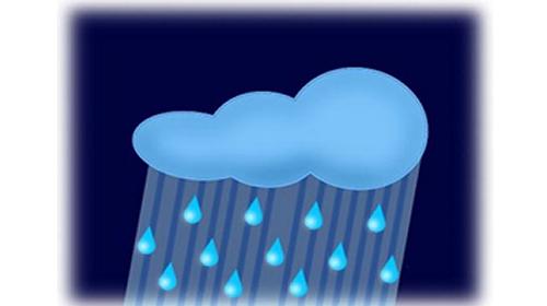 ¿Carnaval bajo la lluvia?