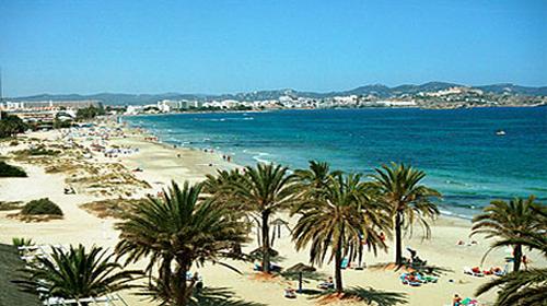 Playa d´en Bossa (Sant Josep)