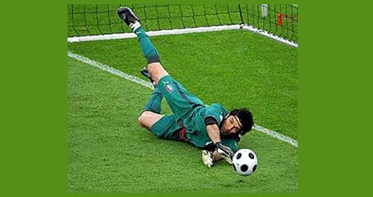 Portero: el especialísta del fútbol