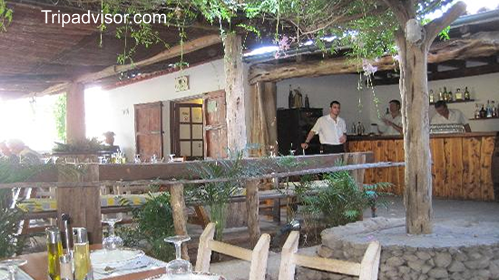 Restaurante Cas Pagés  (Santa Eularia)