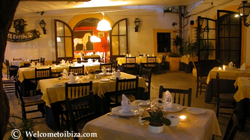 Restaurante El Portalón  (Eivissa)