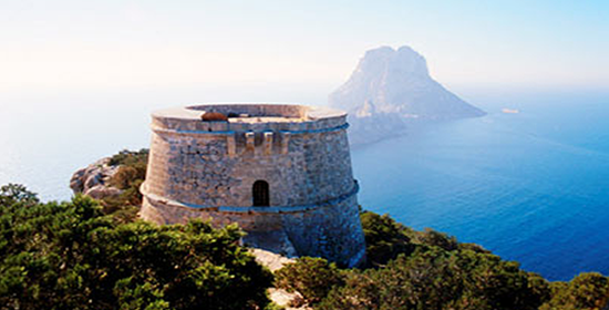 Ibiza, destino vacacional español ganador en 2012