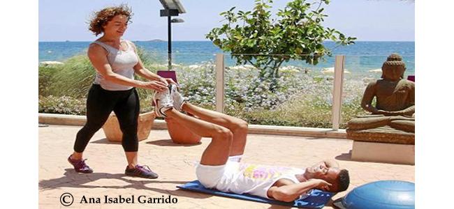 «El gimnasio no garantiza perder kilos»