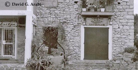 La escuela de Sant Joan