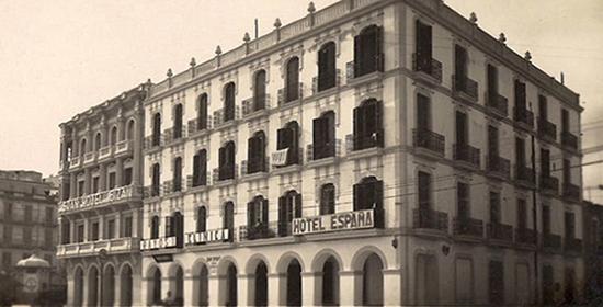 Los accidentados inicios del primer hotel de Ibiza