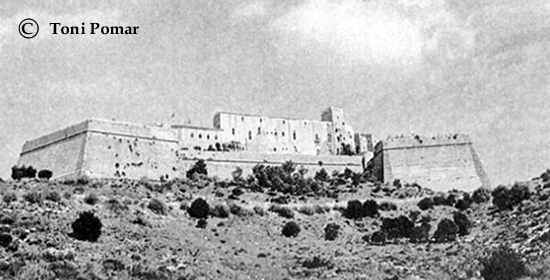 De la fortificación de Yviça