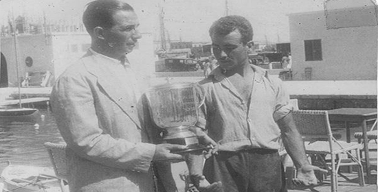 Toni ´Platé´, el campeón que prefirió ser pescador