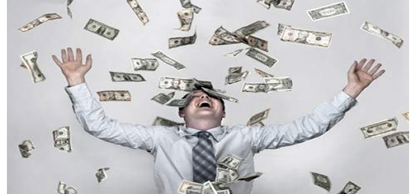 El peligro del dinero